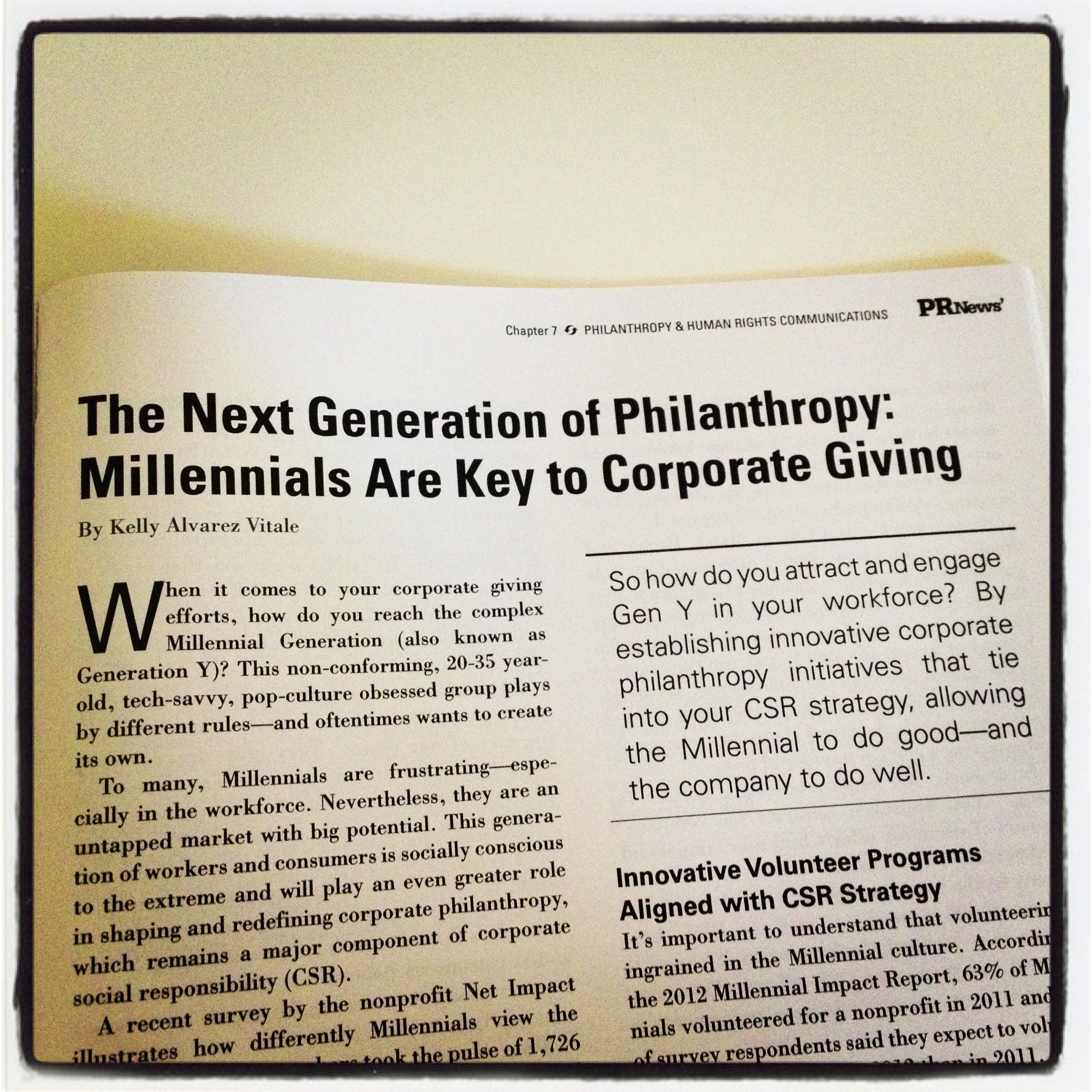 the next generation of philanthropy engaging millennials in your the complex millennial also know as generation y the nonconforming 20 35 year old tech savvy pop culture obsessed generation they play by different